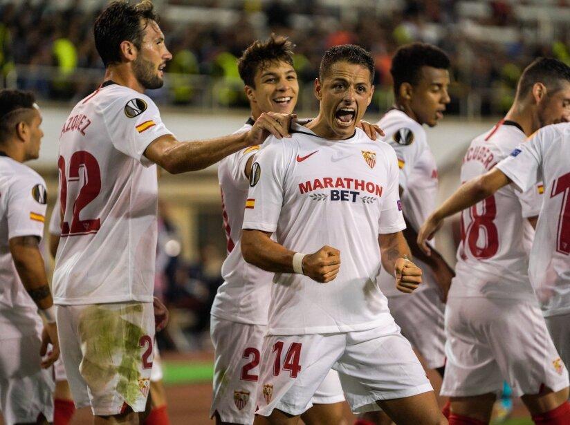 Qarabag vs Sevilla, UEFA Europa League, 2.jfif