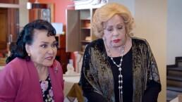 Doña Imelda y Crisanta logran vengarse de Massimo