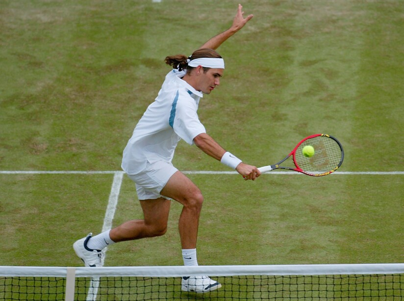 Ancic v Federer