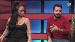 Terapia de Shock: José Eduardo Derbez asegura que los besos son más ricos cuando son húmedos y con lengua