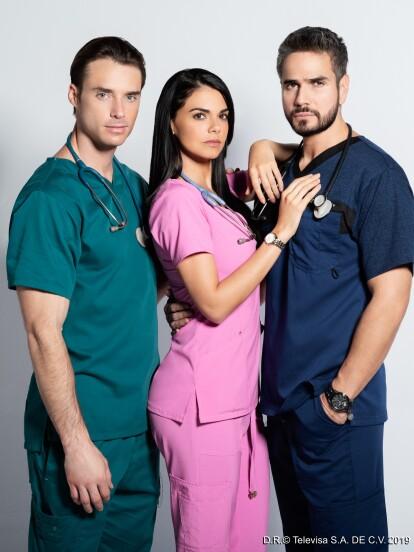 Médicos Línea de Vida es una telenovela que comienza a mostrar las complicaciones de equilibrar la vida laboral con la personal, a continuación te explicamos cómo su protagonista 'Regina Villaseñor' (Livia Brito) vive el amor.