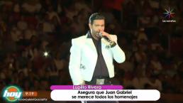 Guadalajara despide a Juan Gabriel con magno evento