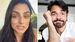 Escucha a Eugenio Derbez regañar a su hija Aislinn por decir groserías