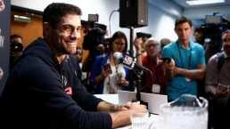 Concentración y tranquilidad de los 49ers en el 'Media Day'
