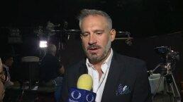 Arath de la Torre regresa a las telenovelas como villano