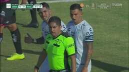 Se le anula un gol al Pachuca por una discutida falta sobre Velázquez