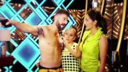 Adrián Di Monte conoció la música disco en Bailando por un Sueño