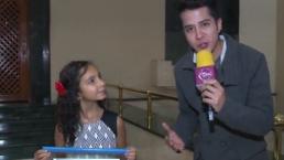 ¡Emilia García obtiene reconocimiento como Mejor actriz infantil!