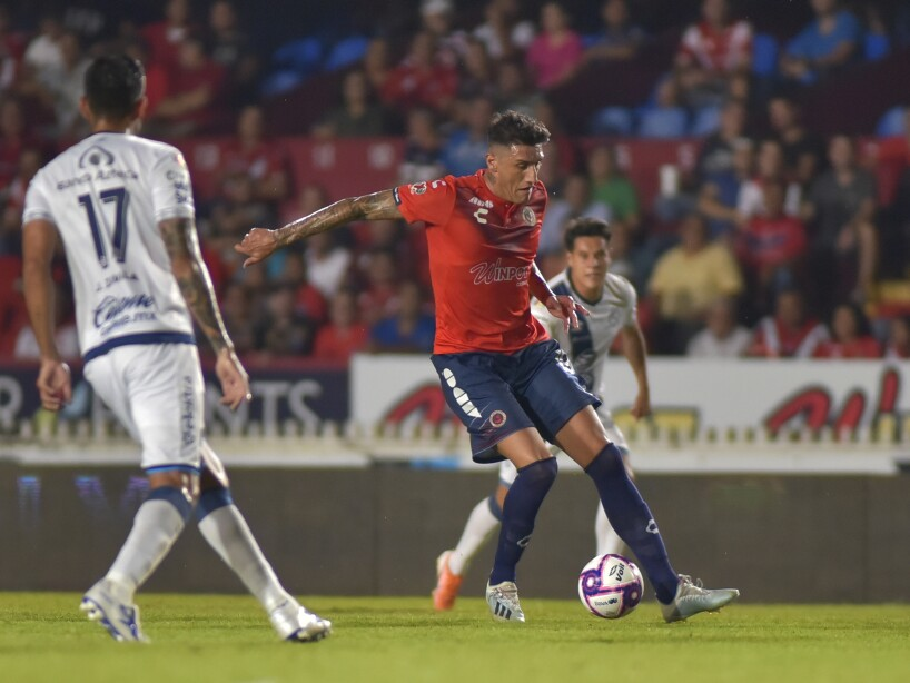 Puebla cae en el Luis 'Pirata' Fuente 1-0 ante el Veracruz en la Jornada 16 de la Liga MX.