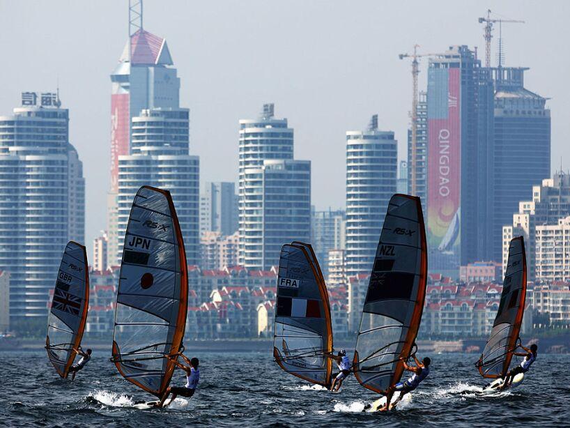 Olympics Day 4 - Sailing