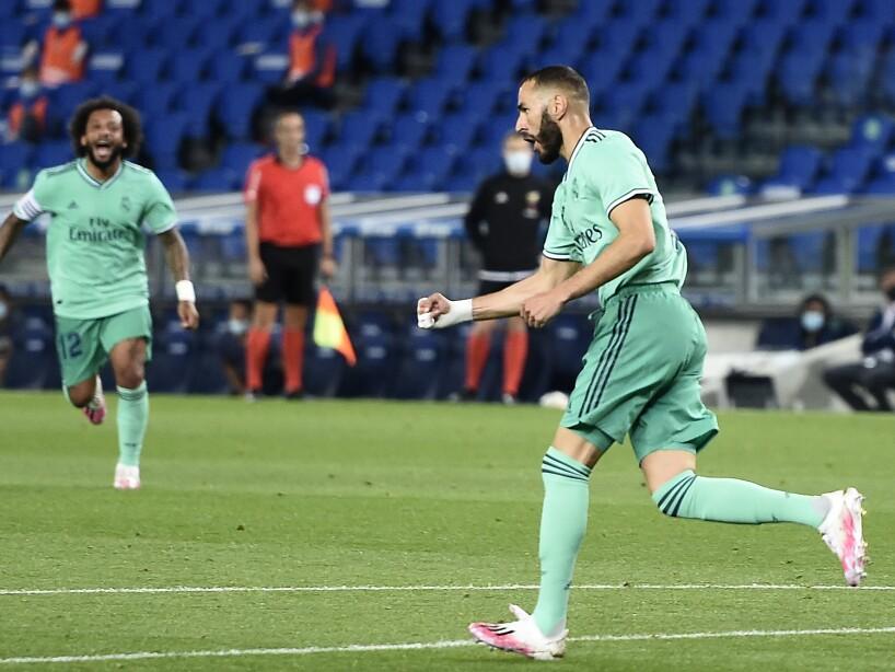 Real Sociedad v Real Madrid