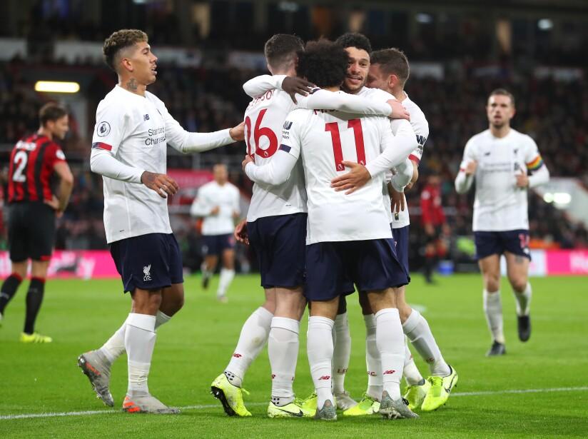 Los resultados de la jornada 16 de la Premier League, a tres fechas de llegar a la mitad del torneo.
