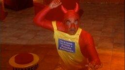 XHDRBZ: El Diablito provoca las caídas más graciosas