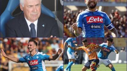 Con Hirving Lozano en campo durante 17 minutos, el Napoli logró una importante victoria fuera de casa por 3-1 ante el Lecce y con ellos los napolitanos son parcialmente terceros en la Serie A.