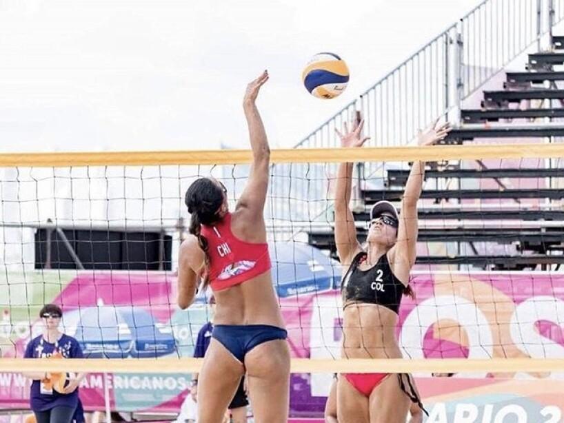 Francisca Rivas venció a México en Juegos Panamericanos
