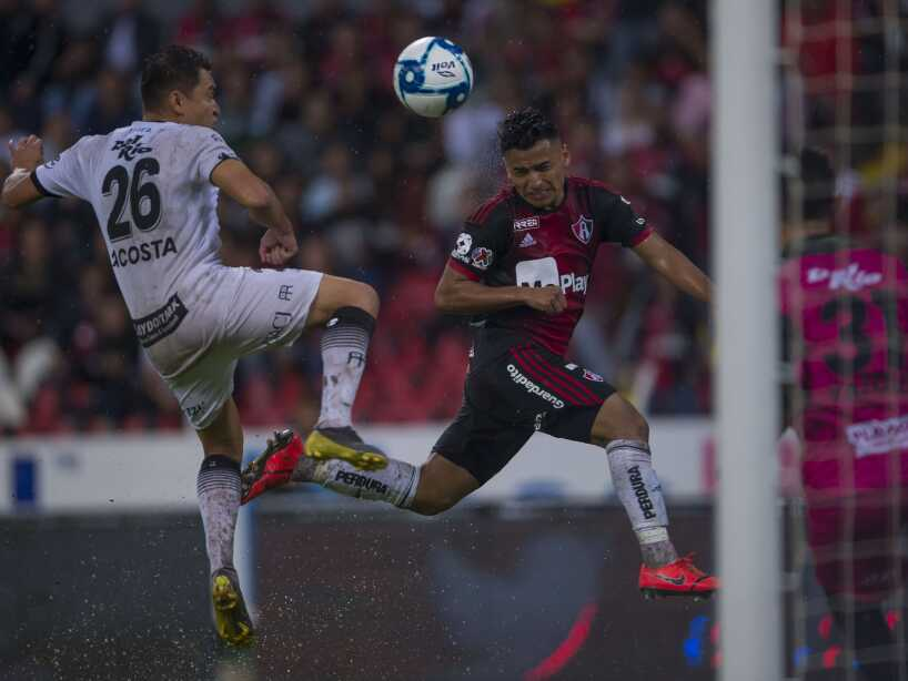 Atlas vs Juárez en imágenes, Torneo Apertura 2019, jornada 1