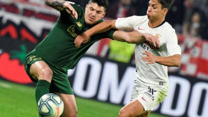 Con gol de Ander capa por parte del Atheltic y autogol de Unai Núñez a favor del Sevilla, Athletic y Sevilla no se hacen daño y se conforman con un punto.