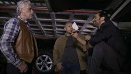"""Jacinto quiere venganza y le pide ayuda a """"El Ciego"""""""