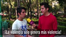 ENTREVISTA: ¡Alejandro Felipe habla sobre las peleas adolescentes!
