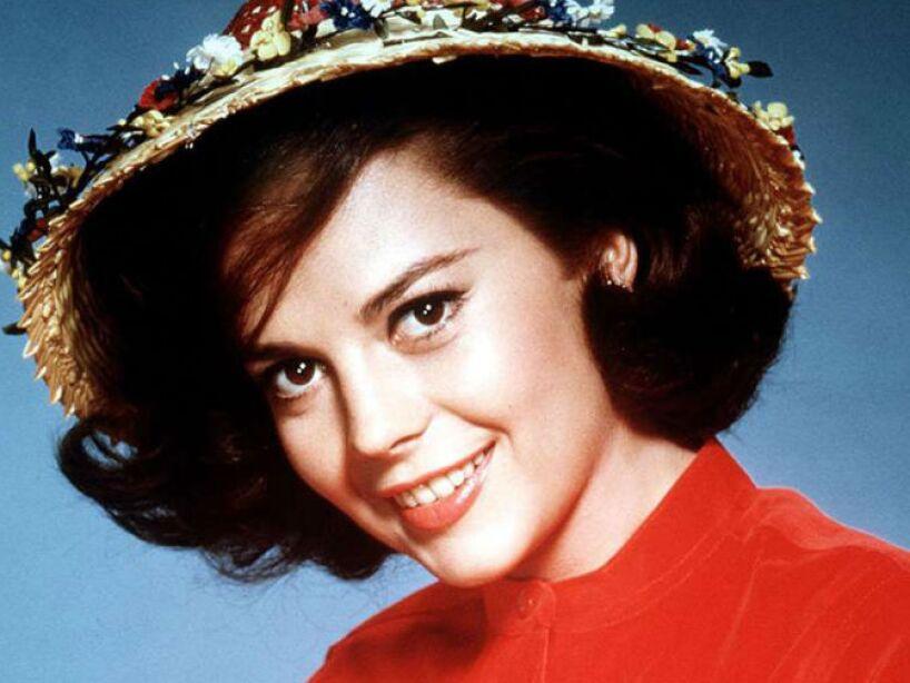 3. Natalie Wood: La actriz murió ahogada en extrañas circunstancias, después de beber mucho y pelear con su esposo.