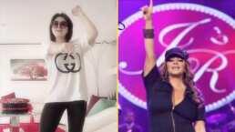 """Gomita revoluciona el #Gafas Challenge con éxito de Jenni Rivera: """"El baile más nice"""""""