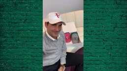 Roger Federer recupera su logo que se había hecho famoso con Nike