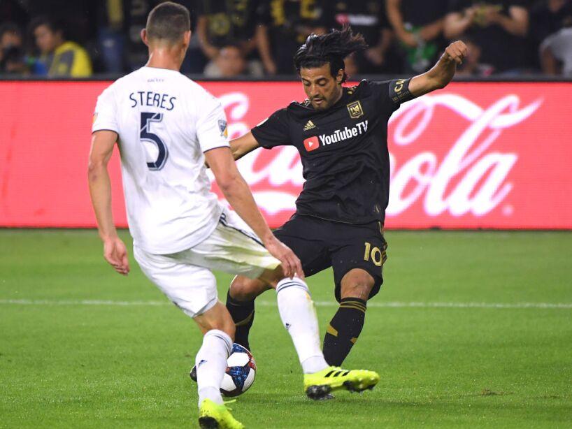 Los Angeles Galaxy v Los Angeles FC - Western Conference Semifinals