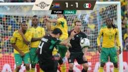 Futbol Retro   México sufrió en su presentación en Sudáfrica 2010