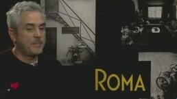 'Roma' hace historia en los Bafta