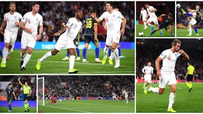 Inglaterra 5-3 Kosovo