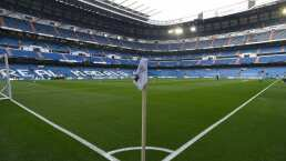 ¡Espectacular! Estadio Santiago Bernabéu listo para recibir al Real Madrid