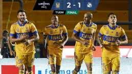 Tigres pasó de la comodidad a la complicación en el 2-1 ante Puebla