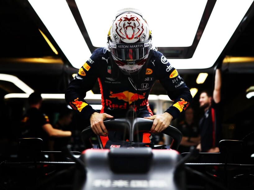 F1 Grand Prix of Abu Dhabi - Qualifying