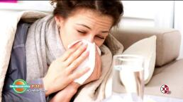 ¡Hoy te quiere sano! cuídate de la influenza