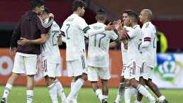 Alineaciones México vs Argelia