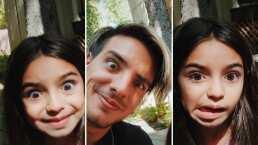 Aitana Derbez acompaña las locuras de su hermano Vadhir y juntos hacen gracioso TikTok (VIDEO)