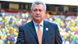 Víctor Manuel Vucetich ya está en Guadalajara