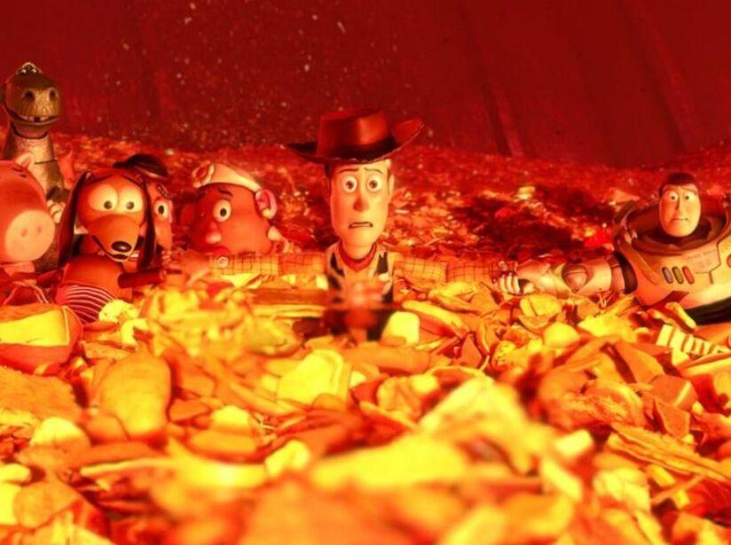 Escenas de películas que te han hecho llorar peor que niño chiquito