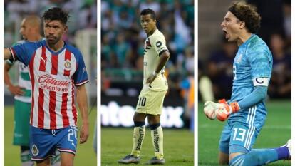 ¿Cumplirán las expectativas los nuevos fichajes del futbol mexicano?