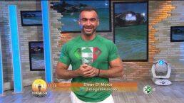 Salud con Diego Di Marco 17 Junio