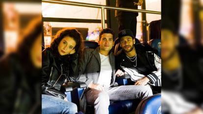 Es tan grande el amor de Neymar por 'La casa de papel' que incluso interpretó un monje durante varios capítulos de la tercera temporada, que se estrenó plataforma digital Netflix el 19 de julio del 2019.