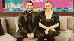 """""""Ya me dijo que sí"""", revela Shaila Dúrcal sobre dueto con Maluma"""