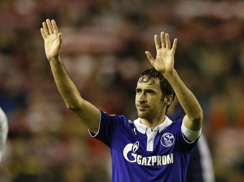 Athletic Bilbao v FC Schalke 04 - UEFA Europa League Quarter Final