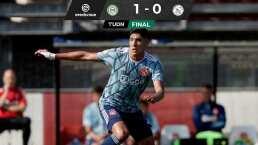 Ajax de Edson Álvarez pierde ante el Groningen