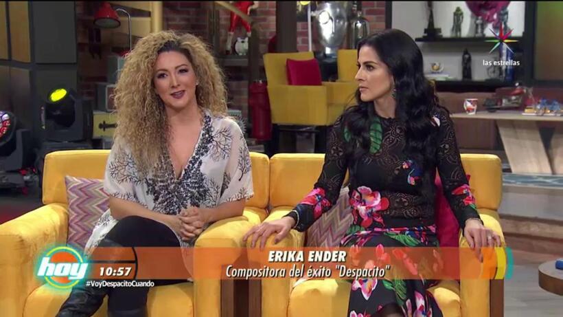 Conoce a Erika Ender una de las compositoras de Despacito
