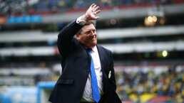 Miguel Herrera renovará por cuatro años más con América
