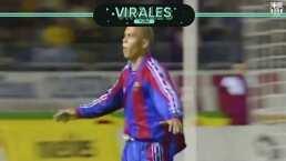 Cumple 24 años el golazo de Ronaldo al Compostela