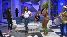 Anitta practica sexo a ritmo de zamba gracias a la sangre brasileña