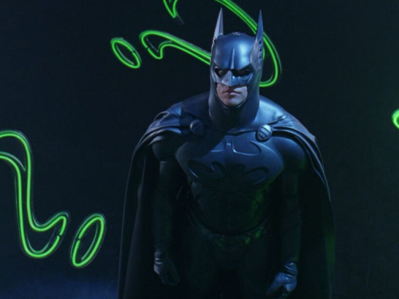7. Batman de Joel Schumacher: Batman Unchained iba a ser la tercera entrega de El Caballero Oscuro dirigida por Schumacher.
