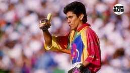 Jorge Campos en Versus | Un ídolo alegre adelantado a su época
